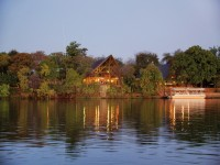 Chobe Safari Lodge From River