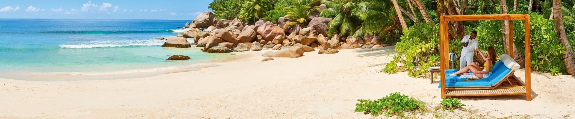 5* Constance Lemuria Resort - Seychelles Package (7 Nights)