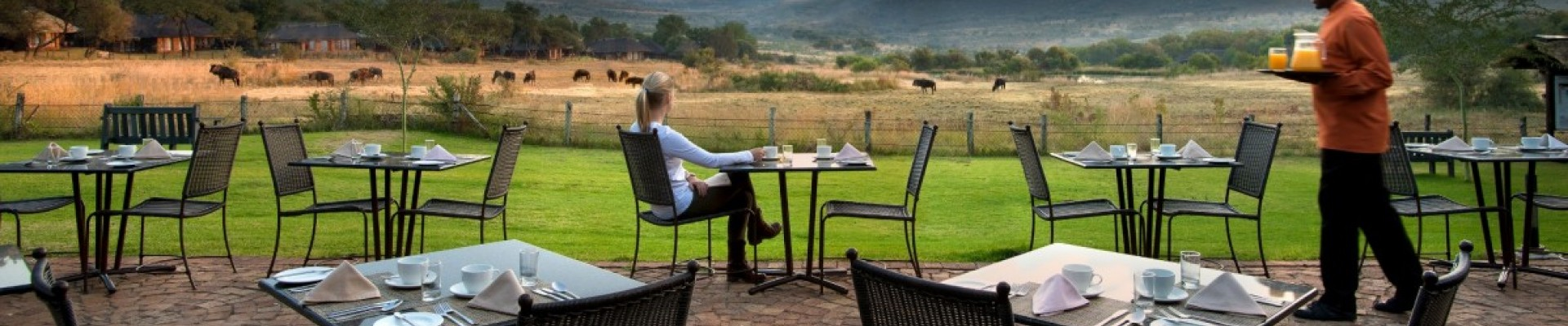 4* Bakubung Bush Lodge - Pilanesberg National Park Package (2 Nights)