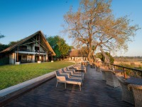 Bucklers Africa Lodge by BON Hotels Rest. Deck