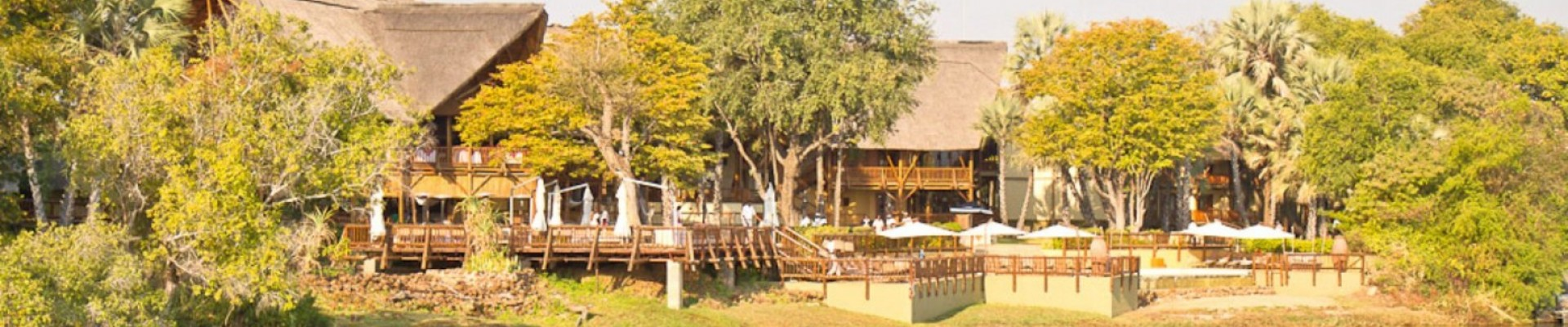 4* David Livingstone Safari Lodge and Spa - Zambia Package - (3 Nights)