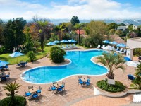 Hilton Sandton Outdoor Pool