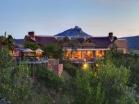 Botlierskop Private Game Reserve - Lodge