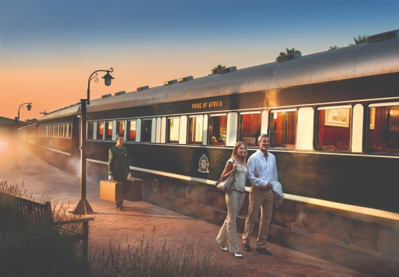 5* Rovos Rail & 5* African Pride Irene Country Lodge, Autograph Collection Experience (4 Nights)