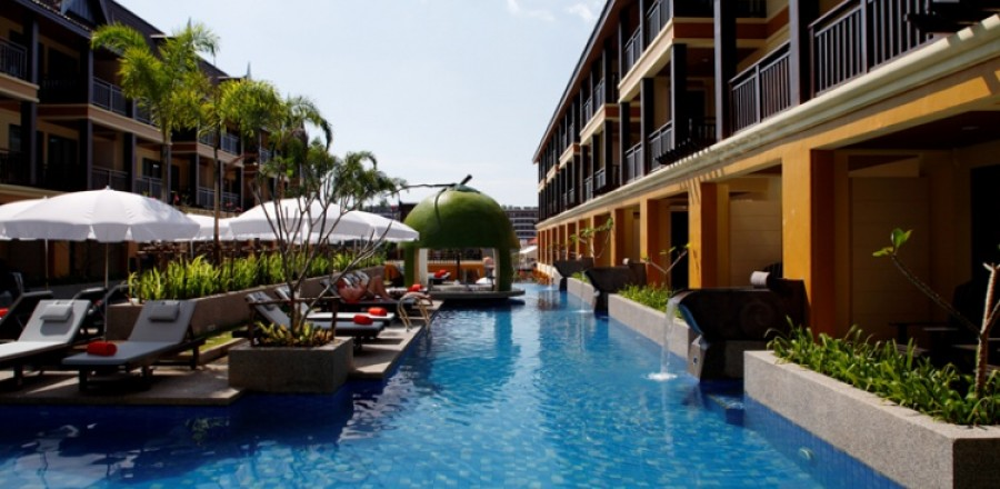 3* Diamond Cottage Resort & 3* Krabi Cha-Da Resort -Thailand (7 nights)