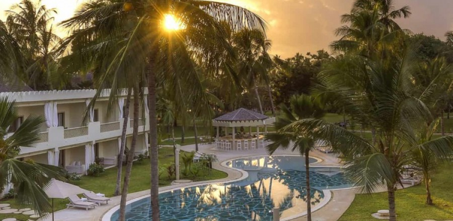 4* Malindi Dream Garden Beach Hotel - Kenya Package (4 nights)