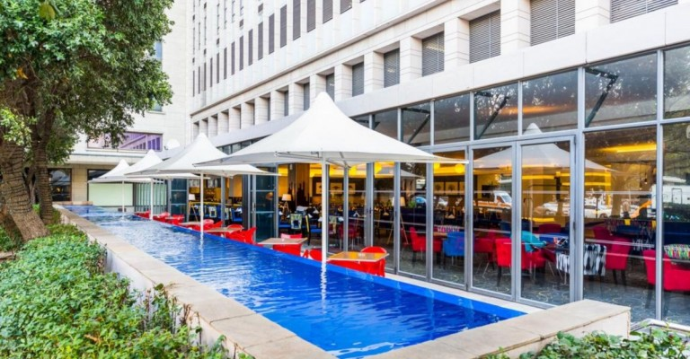 3* Best Western Fountains Hotel - Cape Town CBD Package (2 Nights)