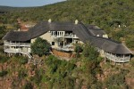 Clifftop Exclusive Safari Hideaway Arial View