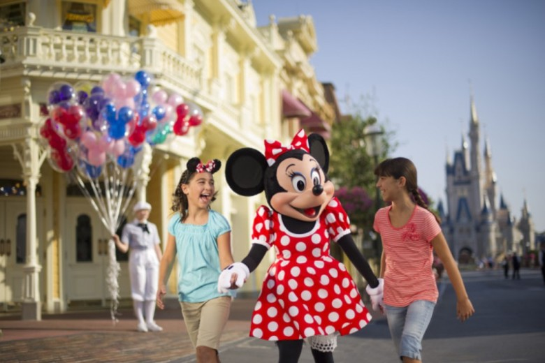 Experience six magical disney parks