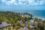 Filao Beach Resort and Spa Aerial