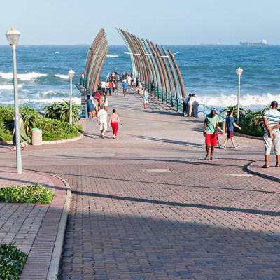 Durban holiday makers