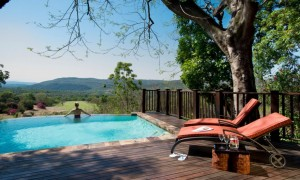 Kruger Park Lodge pool