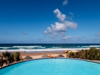Massinga Beach Resort Pool