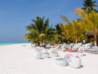Meeru Island Resort Beach