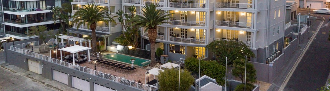 4* Romney Park Luxury Apartments (4 Sleeper Apartment) - Cape Town Package (2 nights)