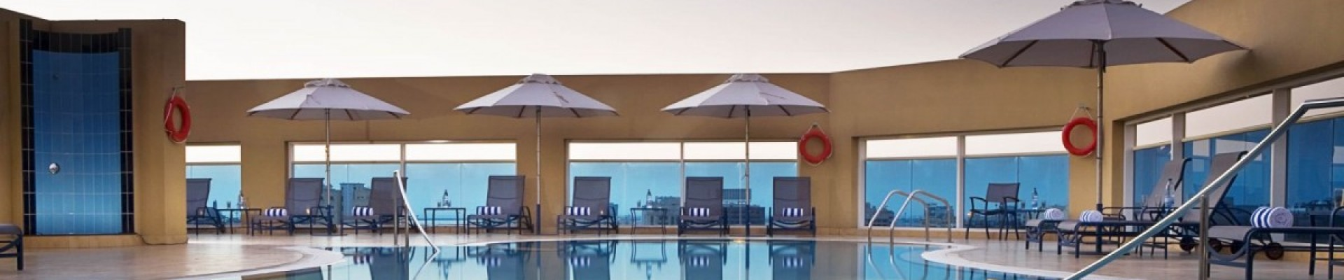 4* Four Points by Sheraton Downtown Dubai - 3 Night package