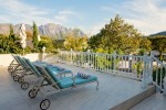 The Last Word Franschhoek Sun Deck