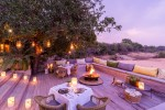 Thornybush Game Lodge Sunset Deck