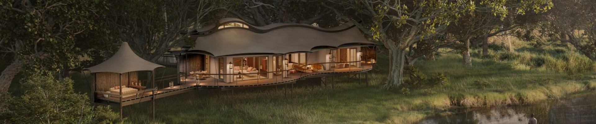 5* Xigera Safari Lodge - Okavango Delta Package (3 Nights)