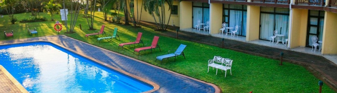 3* Elephant Lake Hotel - St Lucia package (2 nights)