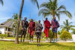 Filao Beach Resort and Spa - Maasai dance